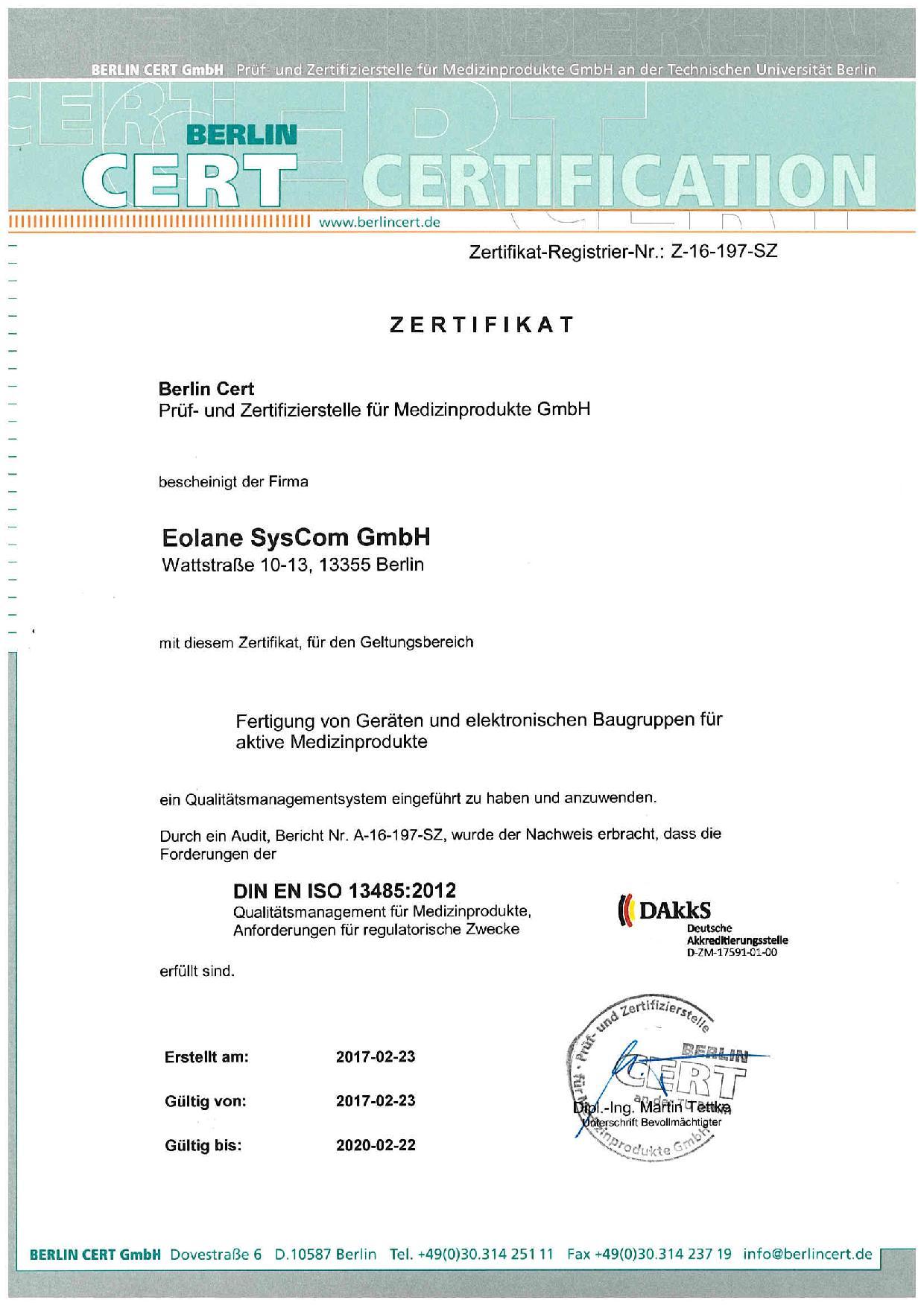 din-de-iso-13485-2012